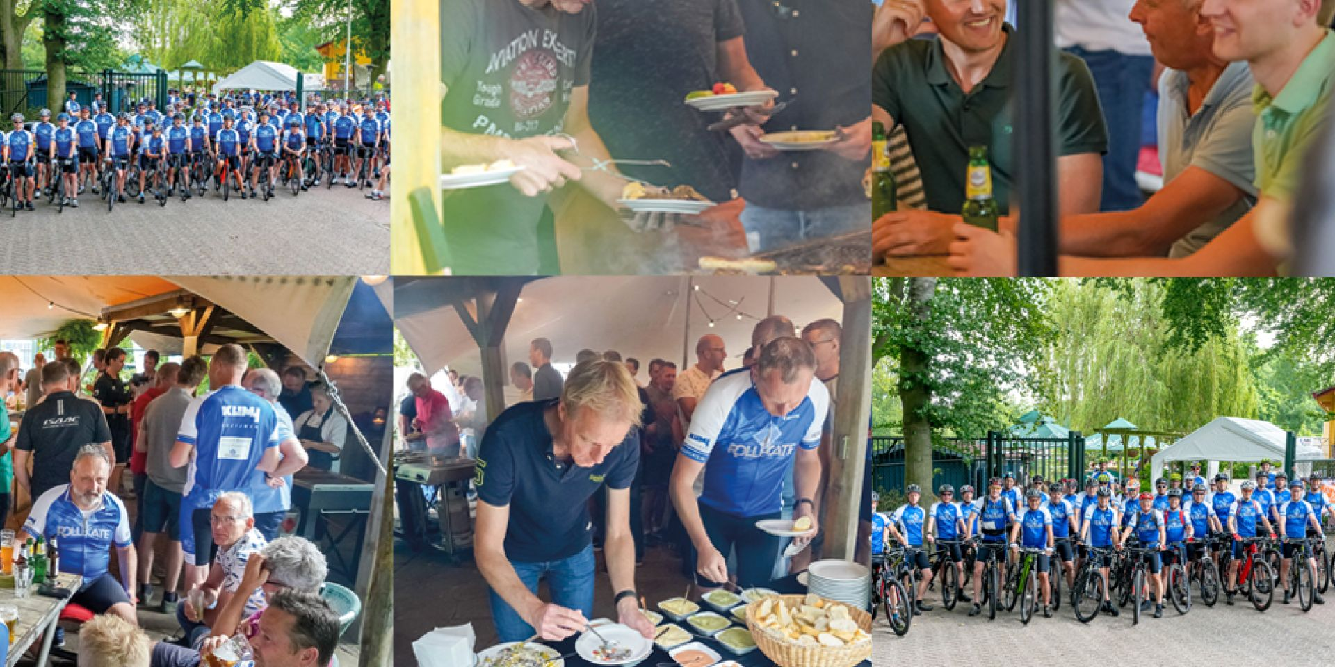 Rollecate Groep Fietsevent 2019